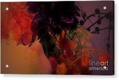Acrylic Print featuring the photograph Dreams Of Alphonse by Roxy Riou