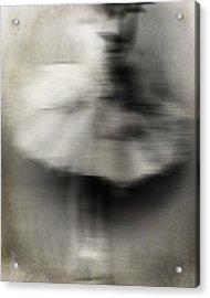 Dreams To Dance  Acrylic Print by Jerry Cordeiro