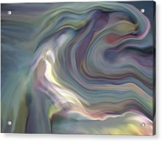Dreams #06 Acrylic Print by Viggo Mortensen