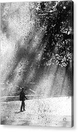 Dreamwalking Acrylic Print by Ilker Goksen