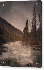 Dreamy River Acrylic Print