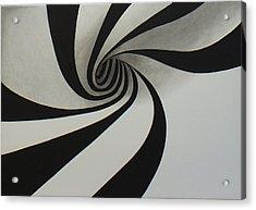 Drift Acrylic Print by Sven Fischer