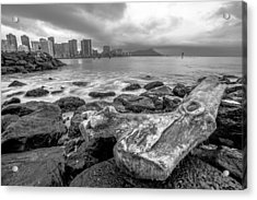 Acrylic Print featuring the photograph Drift Wood by Robert  Aycock