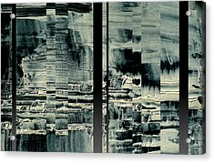 Drifting Acrylic Print by Chad Rice