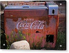 Drink Coca Cola Acrylic Print