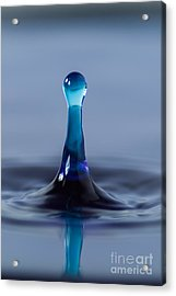 Acrylic Print featuring the photograph Drip by Patrick Shupert