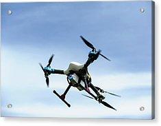 Drone In Flight Acrylic Print