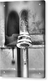 Drop Of Life Acrylic Print by Dan Sproul