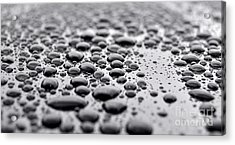 Droplets 1 Acrylic Print