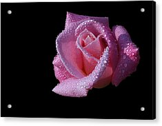 Acrylic Print featuring the photograph Droplets by Doug Norkum