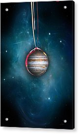 Drops Of Jupiter Acrylic Print by Peter Chilelli