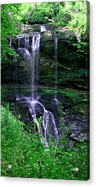 Acrylic Print featuring the photograph Dry Falls by Cathy Harper