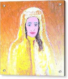 Dubai Beauty Acrylic Print by Richard W Linford