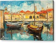 Dubrovnik - Croatia Acrylic Print
