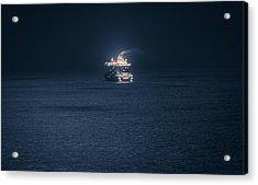 Dubrovnik Cruiser Acrylic Print by Matti Ollikainen