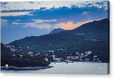 Dubrovnik Sunset II Acrylic Print by Matti Ollikainen