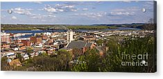 Dubuque Iowa Acrylic Print