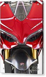 Ducati-unplugged V11 Acrylic Print