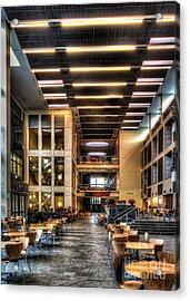 Duffield Hall Cornell University Acrylic Print