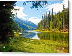 Duffy Lake 1 Acrylic Print