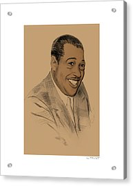 Duke Ellington Acrylic Print