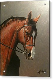 Duke Of York Acrylic Print