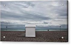 Dull Days Are nature's Softbox (series: 2) Acrylic Print