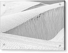 Dune Abstract, Paryang, 2011 Acrylic Print