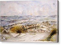 Dunes II Acrylic Print