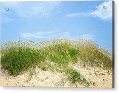 Dunes In Rodanthe Acrylic Print