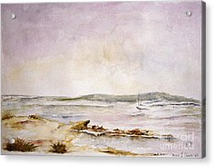 Dunes Iv Acrylic Print