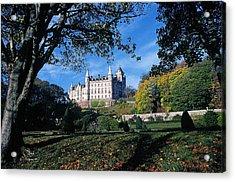 Dunrobin Castle Acrylic Print by Buddy Mays