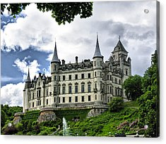 Dunrobin Castle Acrylic Print by Jacqi Elmslie