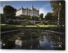 Dunrobin Castle Acrylic Print by Roddy Atkinson