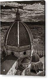 Duomo Dalla Campanile  Acrylic Print