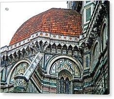 Duomo Italian Renaissance Acrylic Print