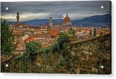 Duomo View Acrylic Print