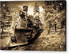 Durango And Silverton #2 Acrylic Print