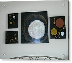 Decrocher La Lune Acrylic Print