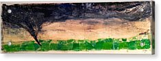 Dusk Twister Acrylic Print by Jame Hayes