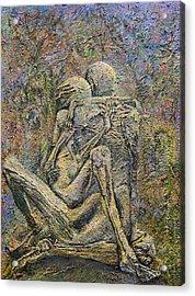 Dust To Dust   Acrylic Print