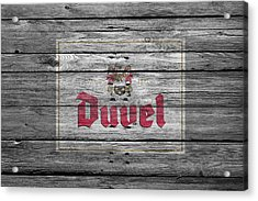 Duvel Acrylic Print by Joe Hamilton
