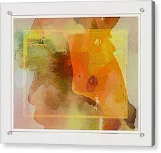 Dylan Acrylic Print by Allen Beilschmidt