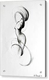 Dynamic Acrylic Print by Anna Androsovski