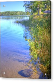 Eagle Point Acrylic Print