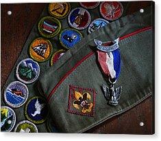 Eagle Scout Acrylic Print