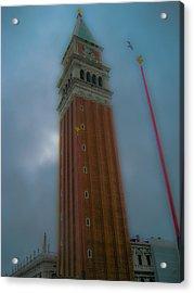 Eagle Tower Acrylic Print