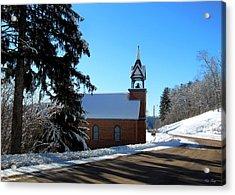 Eagle Valley Church Acrylic Print