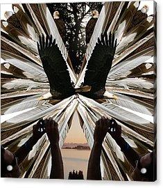 Eagle's Song Acrylic Print