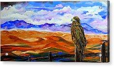 Eagles Watch Acrylic Print